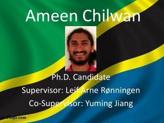 Ameen Chilwan