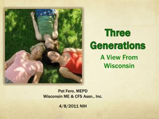 : A  View F rom  Wisconsin