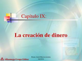 Cap tulo IX: