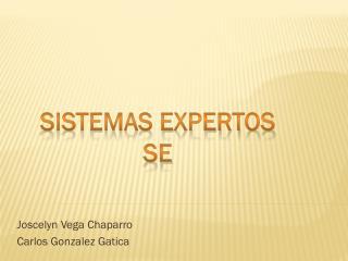 Joscelyn  Vega Chaparro Carlos  Gonzalez  Gatica