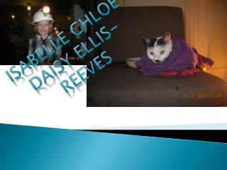 Isabelle Chloe Daisy Ellis-Reeves