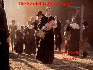 The Scarlet Letter Project