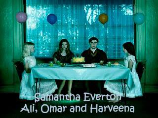 Samantha Everton  Ali, Omar and Harveena