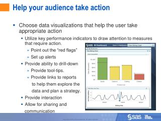 Help your audience take action