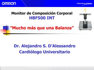 Monitor de Composici n Corporal HBF500 INT   Mucho m s que una Balanza