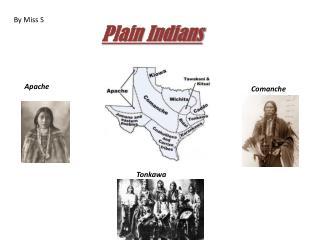 Plain Indians