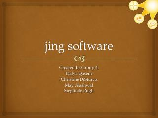 jing software