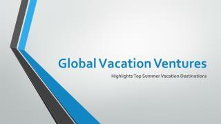 Global Vacation Ventures