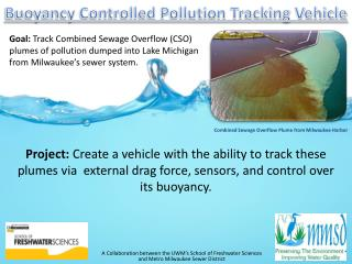 Buoyancy Controlled Pollution Tracking Vehicle