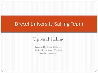 Drexel University Sailing Team