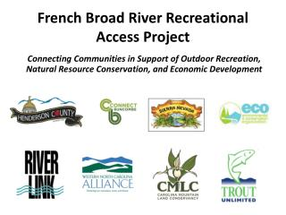 French Broad River Recreational Access Project