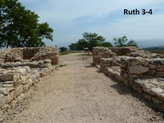Ruth 3-4