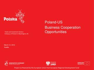Poland-US  Business Cooperation Opportunities