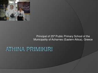Athina Primikiri