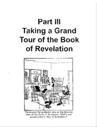 Chapter 14 Seeing the New Jerusalem and a Triumphant Church (21:1–22:6) In  This Chapter