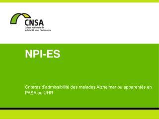 NPI-ES