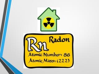 Radon in Air and Water, Building  by Maad Kanan Submitted to  Prof.  I sam  Al- Ashqar