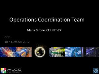Operations Coordination Team