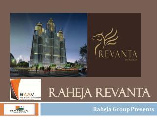 Raheja Revanta Gurgaon SAAV