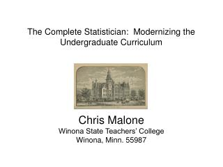 The Complete Statistician:  Modernizing the Undergraduate Curriculum