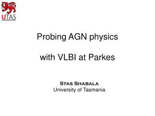 Probing AGN physics with VLBI at  Parkes