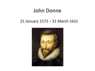 john donne style How does john donne use his metaphysical style to show pragmatic and platonic aspects in love poetry individual oral presentationinternational baccalaureate.
