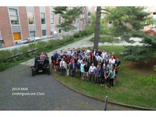 2014 MAE Undergraduate Class