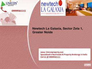 Newtech La Galaxia Flats Greater Noida