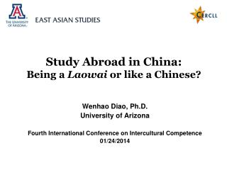 Study Abroad in China:  Being a  Laowai  or like a Chinese?