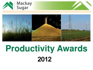 Productivity  Awards