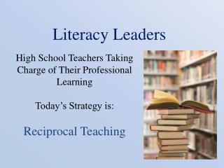 Literacy Leaders