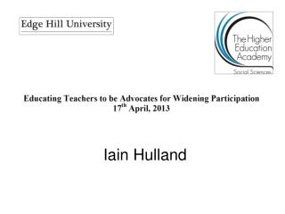 Iain  Hulland