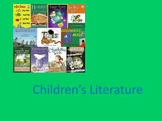 Children�s Literature
