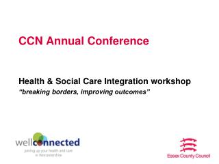 CCN Annual Conference