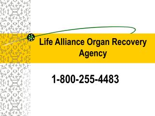 Life Alliance Organ Recovery Agency