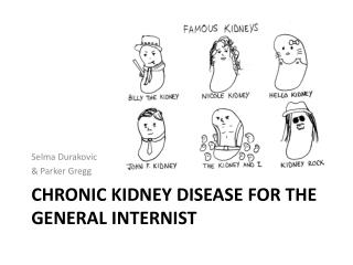 Chronic Kidney Disease for the General Internist