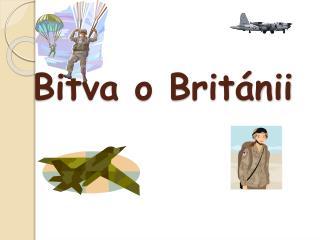 Bitva o Brit�nii