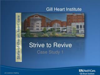 Strive to Revive