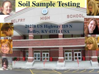 Soil Sample Testing