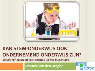 Wouter Van den Berghe