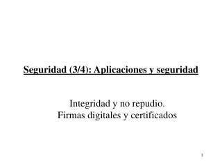 Seguridad 3