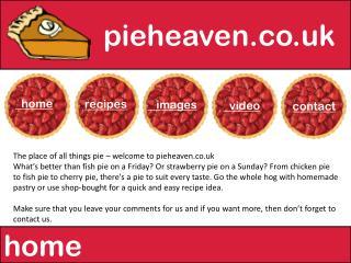 pieheaven.co.uk