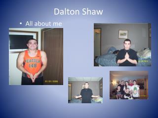 Dalton Shaw