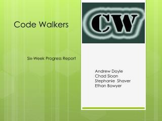 Code Walkers