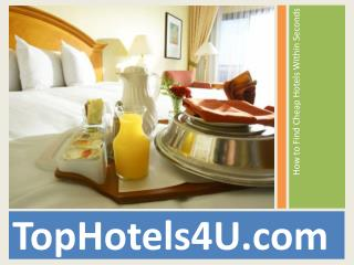 How to compare hotels Prices?