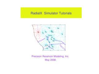 RadialX  Simulator Tutorials