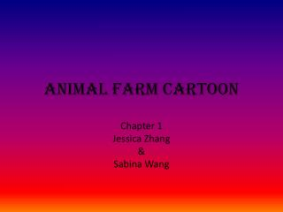 Animal Farm Cartoon