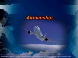 Airmanship