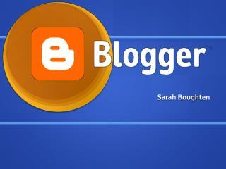 Sarah Boughten