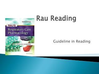 Rau Reading